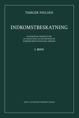 Indkomstbeskatning Thøger Nielsen 9788757445794