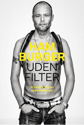 Hamburger uden filter Bo Hamburger, Søren E. Jensen 9788770366892