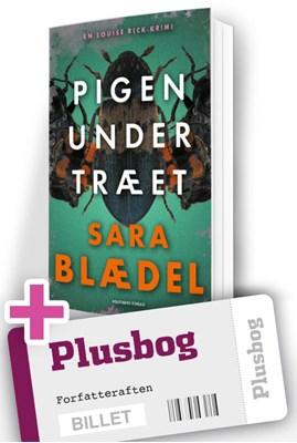 Event med Sara Blædel - billet + bog  1234567111122