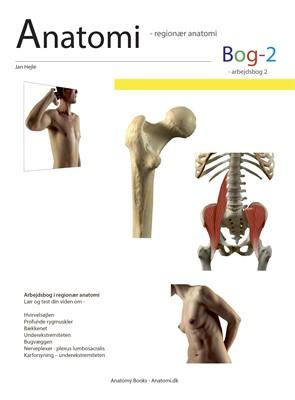 Anatomi - Bog 2 Jan Hejle 9788797081112