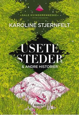 Usete steder Karoline Stjernfelt 9788770858090