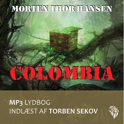 Colombia Morten Thor Hansen 9788799779277