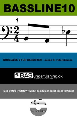Bassline 10 Henrik Deleuran 9788793501300