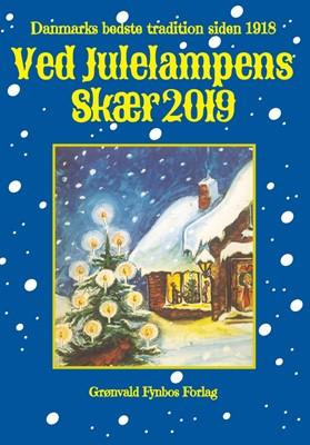 Ved julelampens skær 2019 Gyldendal 9788702290851
