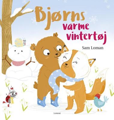 Bjørns varme vintertøj Sam Loman 9788740659795
