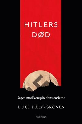 Hitlers død Luke Daly-Groves 9788740657555