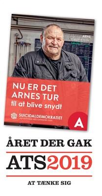 Året der gak - ATS 2019 Ole Rasmussen, Gorm Vølver 9788740050561