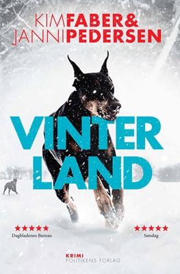 Vinterland Janni Pedersen, Kim Faber 9788740058789