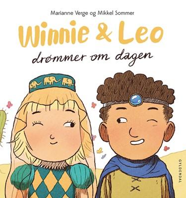 Winnie & Leo drømmer om dagen Marianne Verge 9788702279207