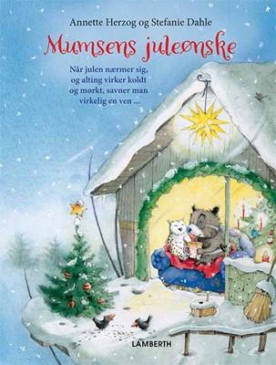 Mumsens juleønske Anette Herzog 9788772240060