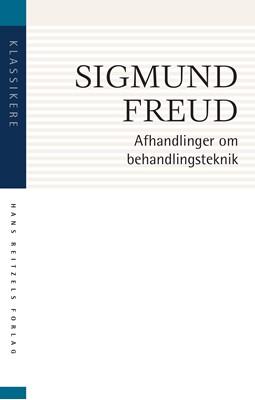 Afhandlinger om behandlingsteknik Sigmund Freud 9788741276175