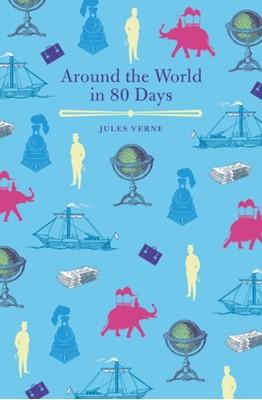 Around the World in Eighty Days Jules Verne 9781788880787
