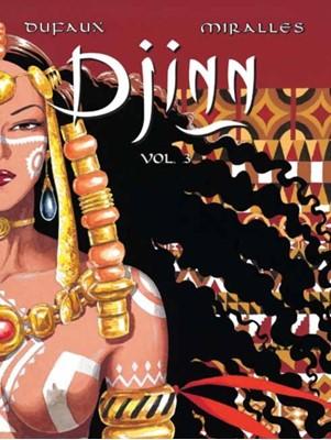 Djinn, Vol. 3 Ana Miralles, Jean Dufaux 9781683837220
