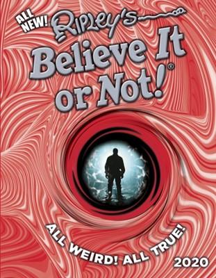 Ripley's Believe It or Not! 2020 Ripley 9781529124385