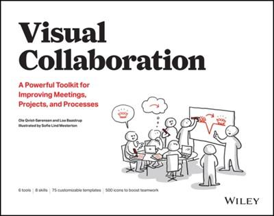 Visual Collaboration Loa Baastrup, Ole Qvist-Sorensen 9781119611042