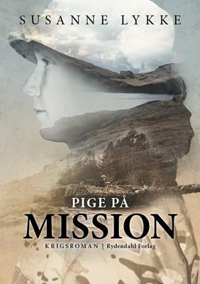 Pige på mission Susanne Lykke 9788797152027