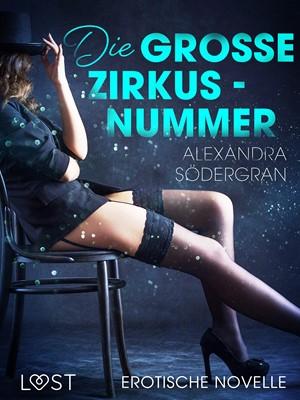 Die große Zirkusnummer - Erotische Novelle Alexandra Södergran 9788726301496
