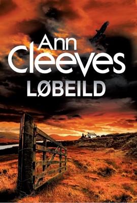 Løbeild Ann Cleeves 9788799817757