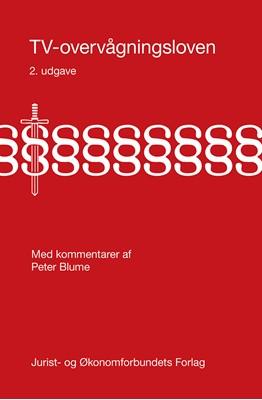 TV-overvågningsloven Peter Blume 9788757444223