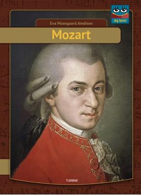 Mozart Eva Mosegaard Amdisen 9788740660647