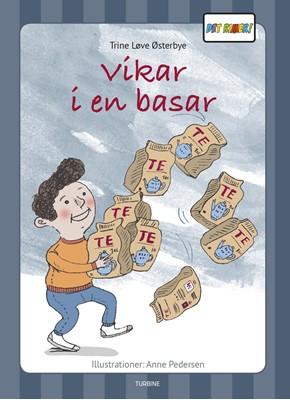 Vikar i en bazar Trine Løve Østerbye 9788740658477