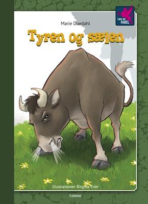 Tyren og sælen Marie Duedahl 9788740657166