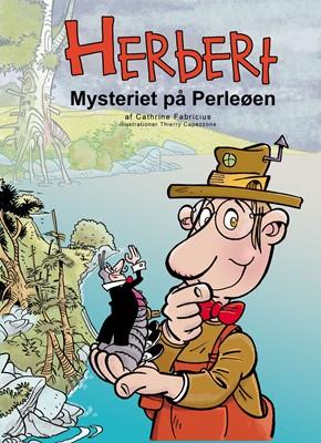 Herbert - Mysteriet på Perleøen (oplæsningsbog) Cathrine Fabricius 9788797169001