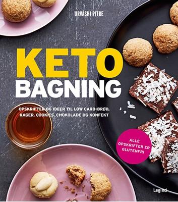 Keto-bagning Urvashi Pitre 9788771558258