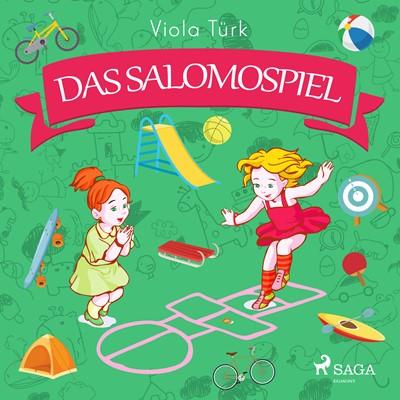Das Salomospiel Viola Türk 9788726179514