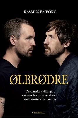 Ølbrødre Rasmus Emborg 9788702286779