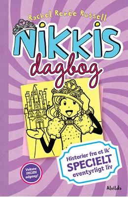 Nikkis dagbog 8: Historier fra et ik' specielt eventyrligt liv Rachel Renée Russell 9788741505640