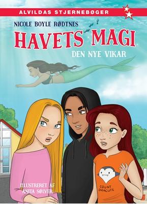 Havets magi 2: Den nye vikar Nicole Boyle Rødtnes 9788741506302