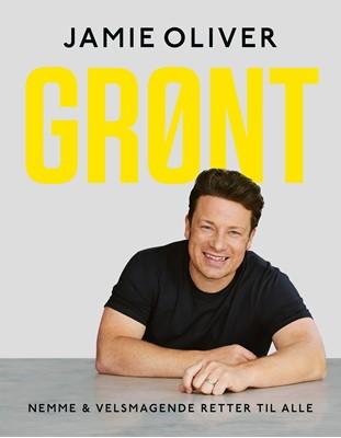 Grønt Jamie Oliver 9788711915554