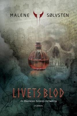 Livets blod Malene Sølvsten 9788702291995