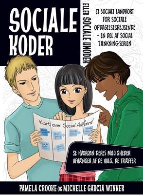 Sociale koder eller sociale unoder Pamela Crooke, Michelle Winner 9788793716360