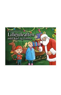 Lillejuleaften med Karl og Emma Kirsten Nørgaard 9788772187235