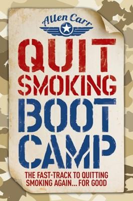 Quit Smoking Boot Camp Allen Carr 9781784288815