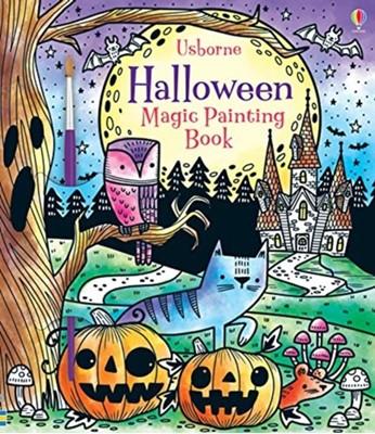 Magic Painting Halloween Fiona Watt 9781474967983