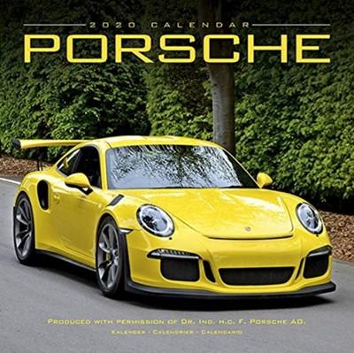 Porsche Calendar 2020 Avonside Publishing Ltd 9781785807398