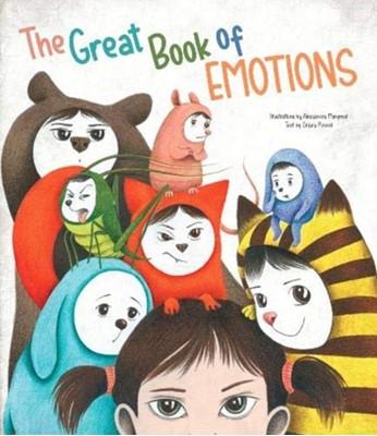 Great Book of Emotions Chiara Piroddi 9788854415515