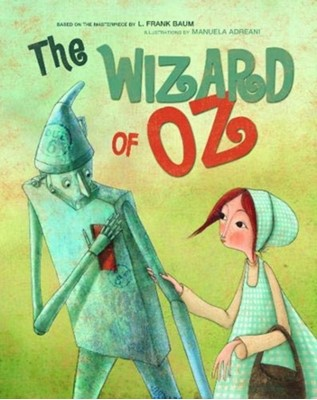 Wizard of Oz Adreani 9788854415591