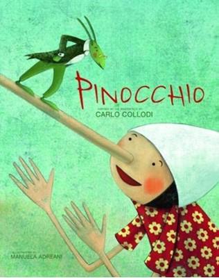Pinocchio Adreani 9788854415577