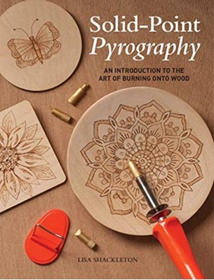 Solid-Point Pyrography Lisa Shackleton 9781784945206