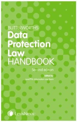 Butterworths Data Protection Law Handbook  9781474313667