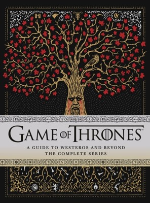 Game of Thrones: A Guide to Westeros and Beyond Myles McNutt 9780241355510