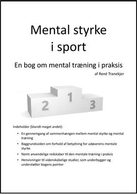 Mental styrke i sport René Tranekjer 9788797178201