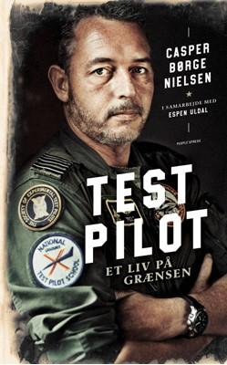 Testpilot Casper Børge Nielsen i samarbejde med Espen Uldal, Espen Uldal, Casper Børge Nielsen 9788770364553