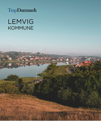 Trap Danmark: Lemvig Kommune Trap Danmark 9788771810905