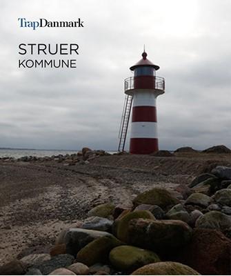 Trap Danmark: Struer Kommune Trap Danmark 9788771810929