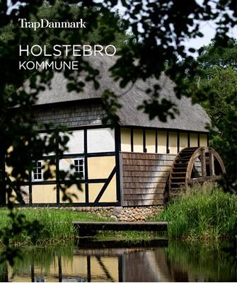 Trap Danmark: Holstebro Kommune Trap Danmark 9788771810936